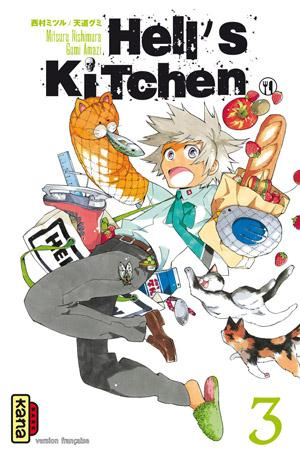 HELL'S KITCHEN T3