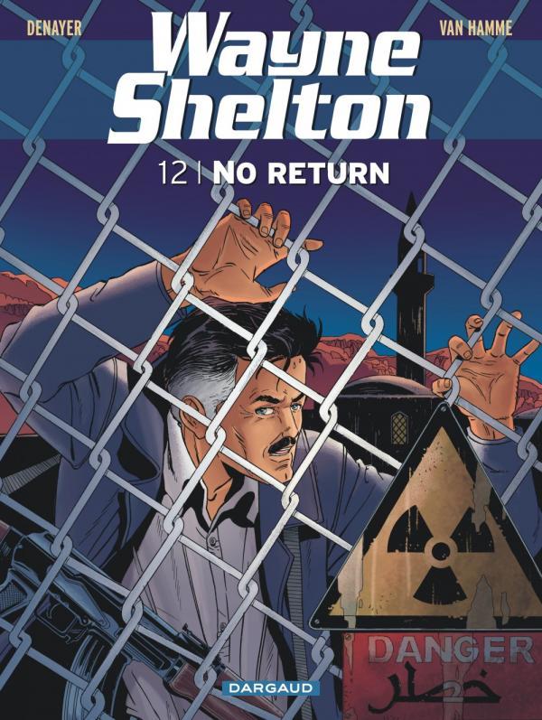 WAYNE SHELTON - T12 - NO RETURN