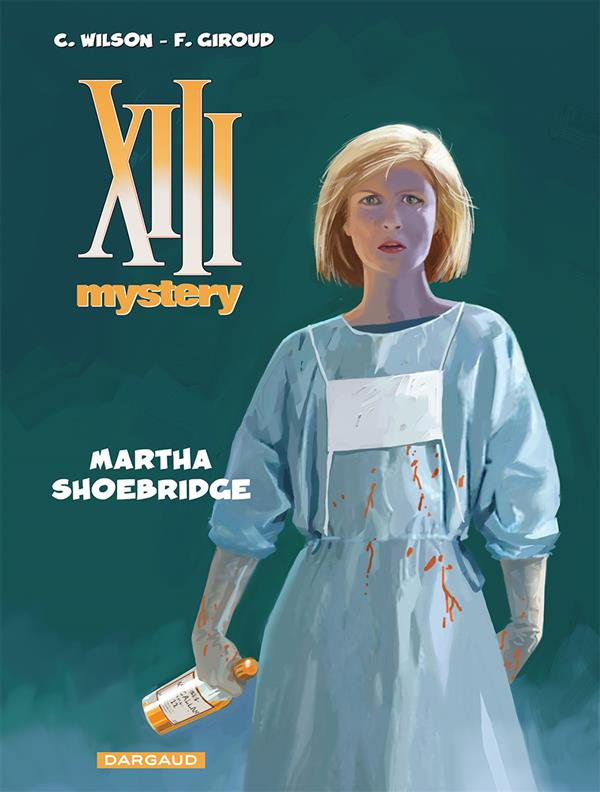 XIII MYSTERY T8 MARTHA SHOEBRIDGE