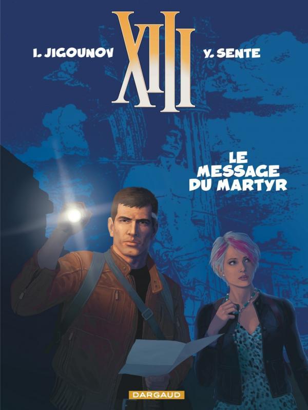 TREIZE (XIII) T23 LE MESSAGE DU MARTYR