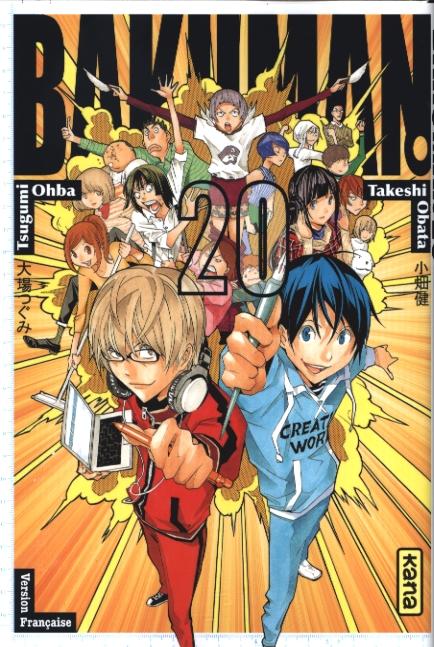 BAKUMAN T20