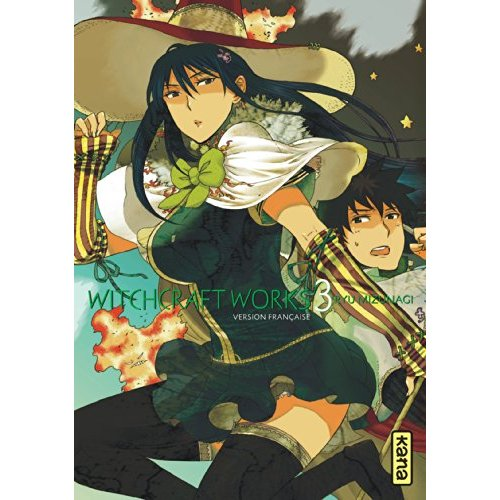 WITCHCRAFT WORKS T3