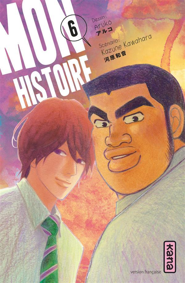 MON HISTOIRE T6
