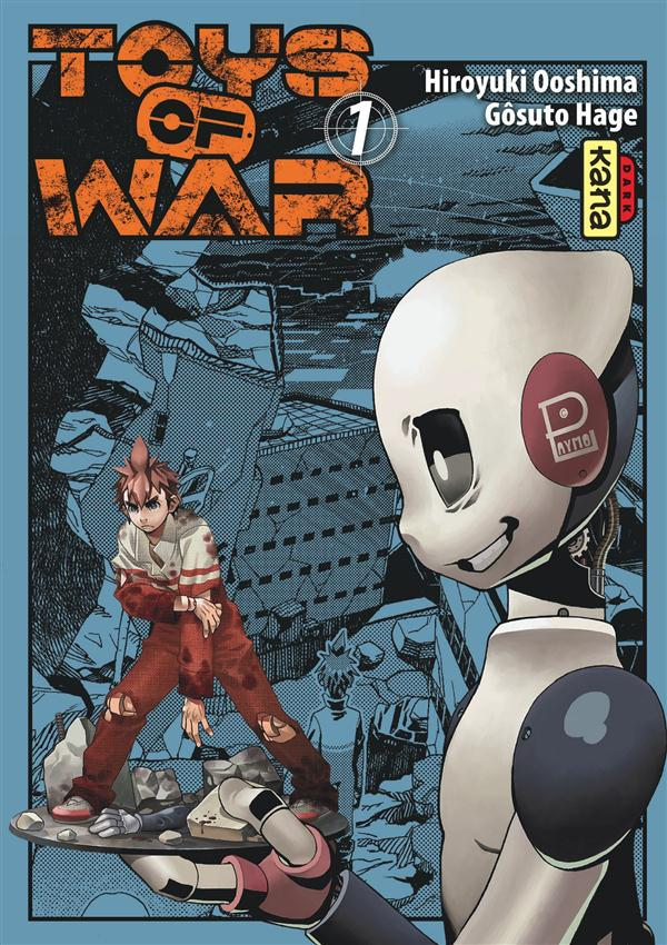 TOYS OF WAR T1