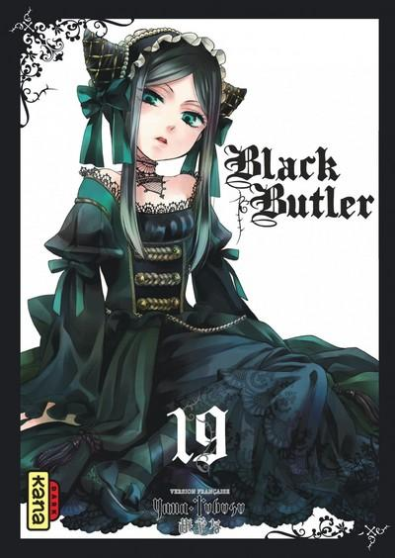 BLACK BUTLER T19