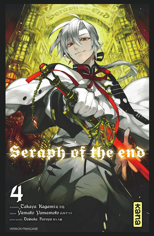 SERAPH OF THE END T4