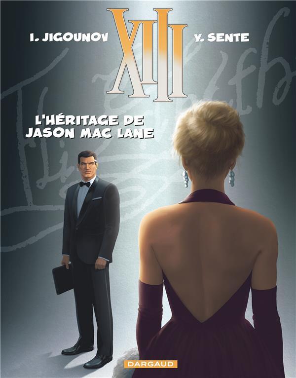 TREIZE (XIII) T24 L'HERITAGE DE JASON MAC LANE