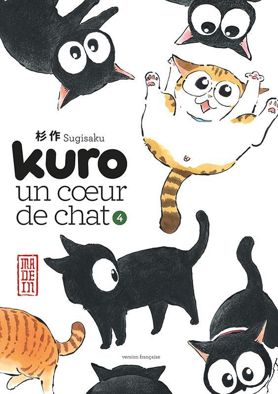 KURO UN COEUR DE CHAT T4