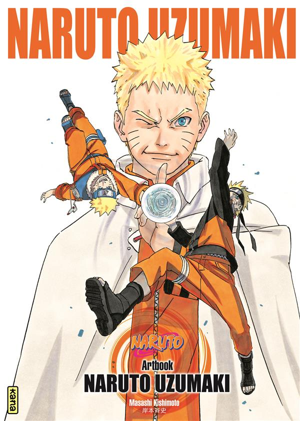 NARUTO ART BOOK 3