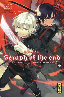 SERAPH OF THE END - ROMAN, TOME 4