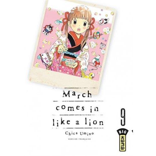 MARCH COMES IN LIKE A LION, TOME 9