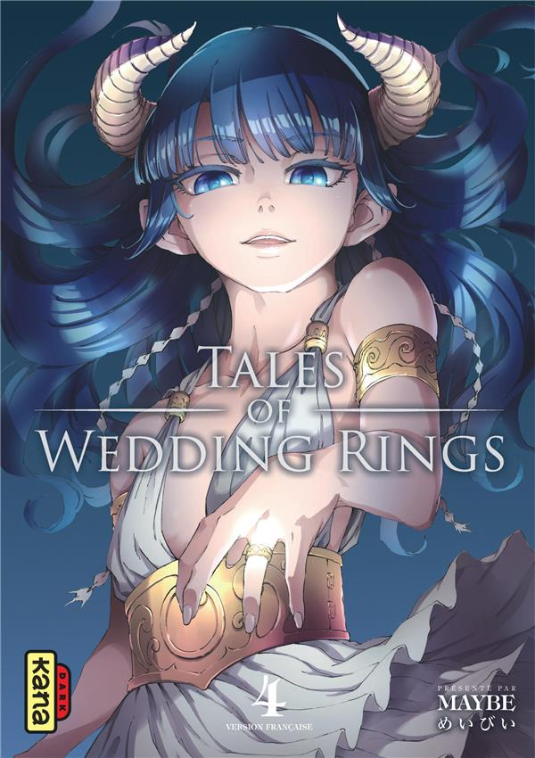 TALES OF WEDDIND RINGS T4
