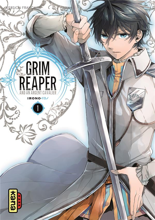 THE GRIM REAPER AND AN ARGENT CAVALIER T1