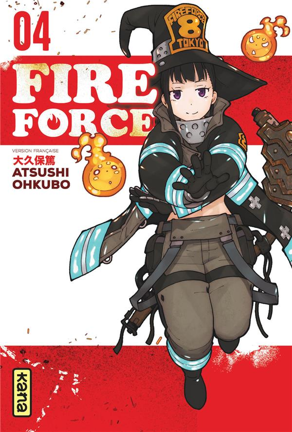 FIRE FORCE T4