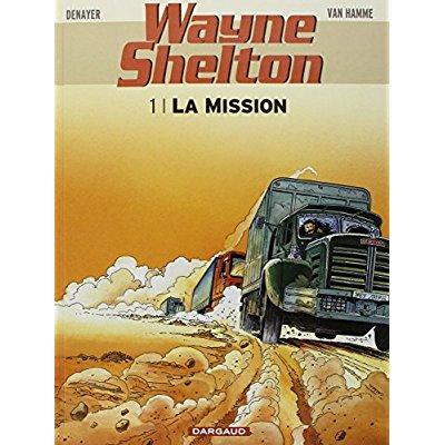 WAYNE SHELTON T1 LA MISSION