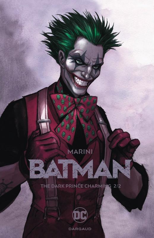 BATMAN T2 BATMAN 2