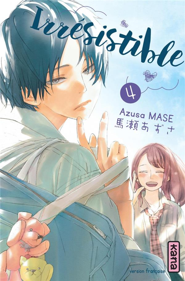 IRRESISTIBLE, TOME 4