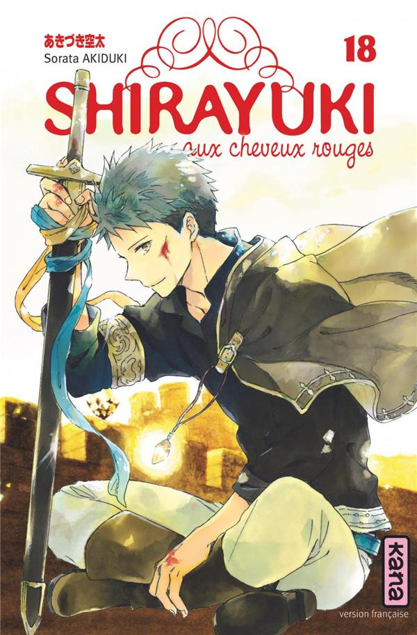 SHIRAYUKI AUX CHEVEUX ROUGES, TOME 18
