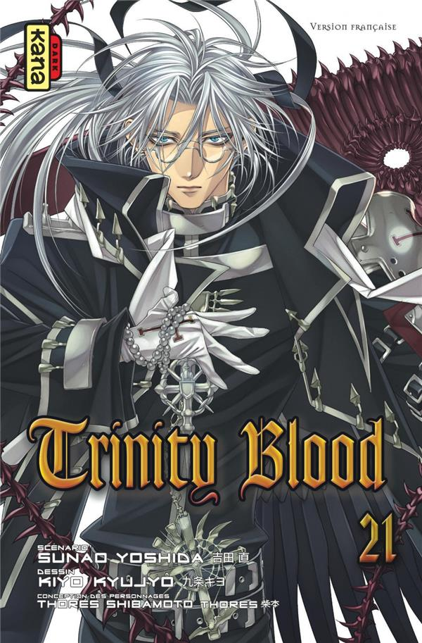 TRINITY BLOOD, TOME 21