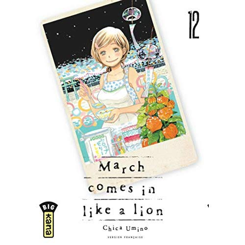MARCH COMES IN LIKE A LION, TOME 12