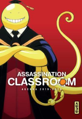 AGENDA ASSASSINATION CLASSROOM, TOME 0