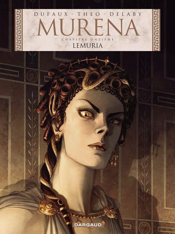MURENA - TOME 11 - LEMURIA