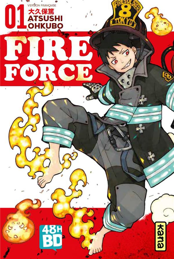 FIRE FORCE T1