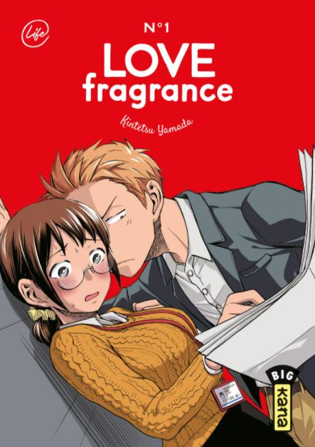 LOVE FRAGRANCE - TOME 1