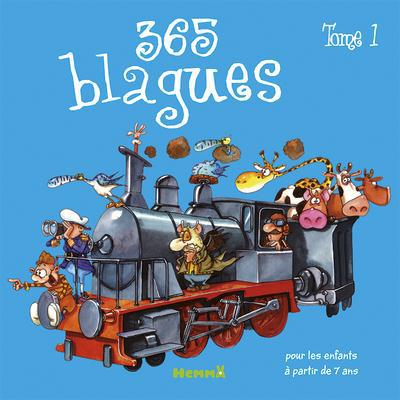 365 BLAGUES - TOME 1