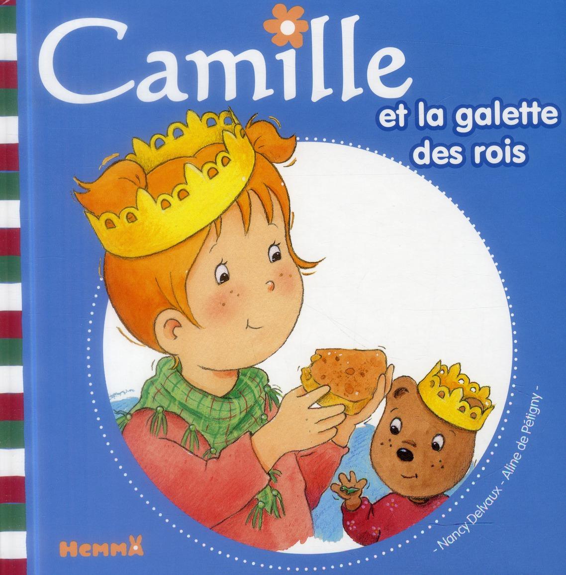 CAMILLE ET LA GALETTE DES ROIS TOME 26