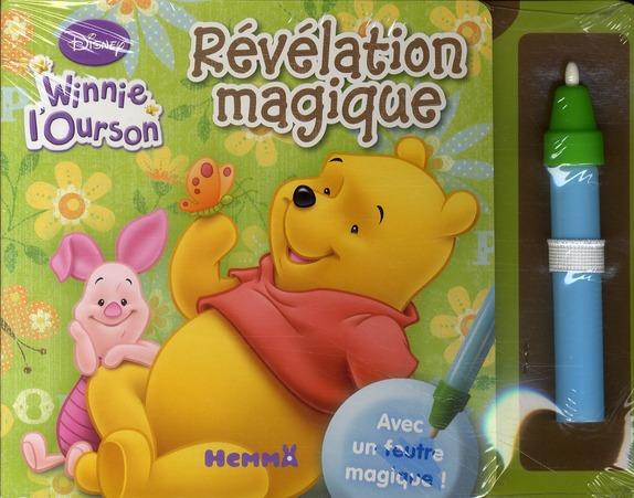 REVELATION MAGIQUE WINNIE OURS