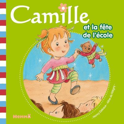 CAMILLE ET LA FETE DE L'ECOLE TOME 27