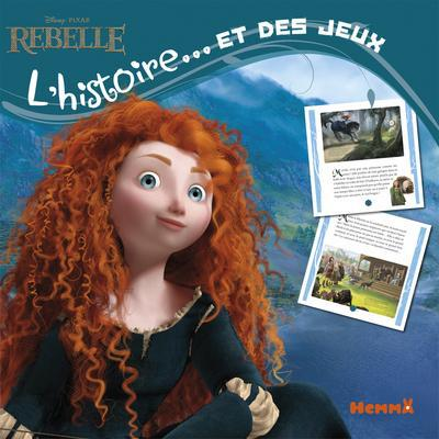 REBELLE L'HISTOIRE... DES JEUX
