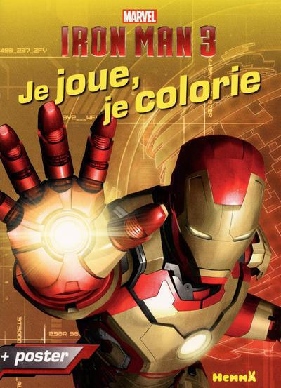 MARVEL IRON MAN 3 JE JOUE JE