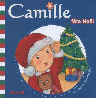 CAMILLE FETE NOEL TOME 25 (FOND BLEU)