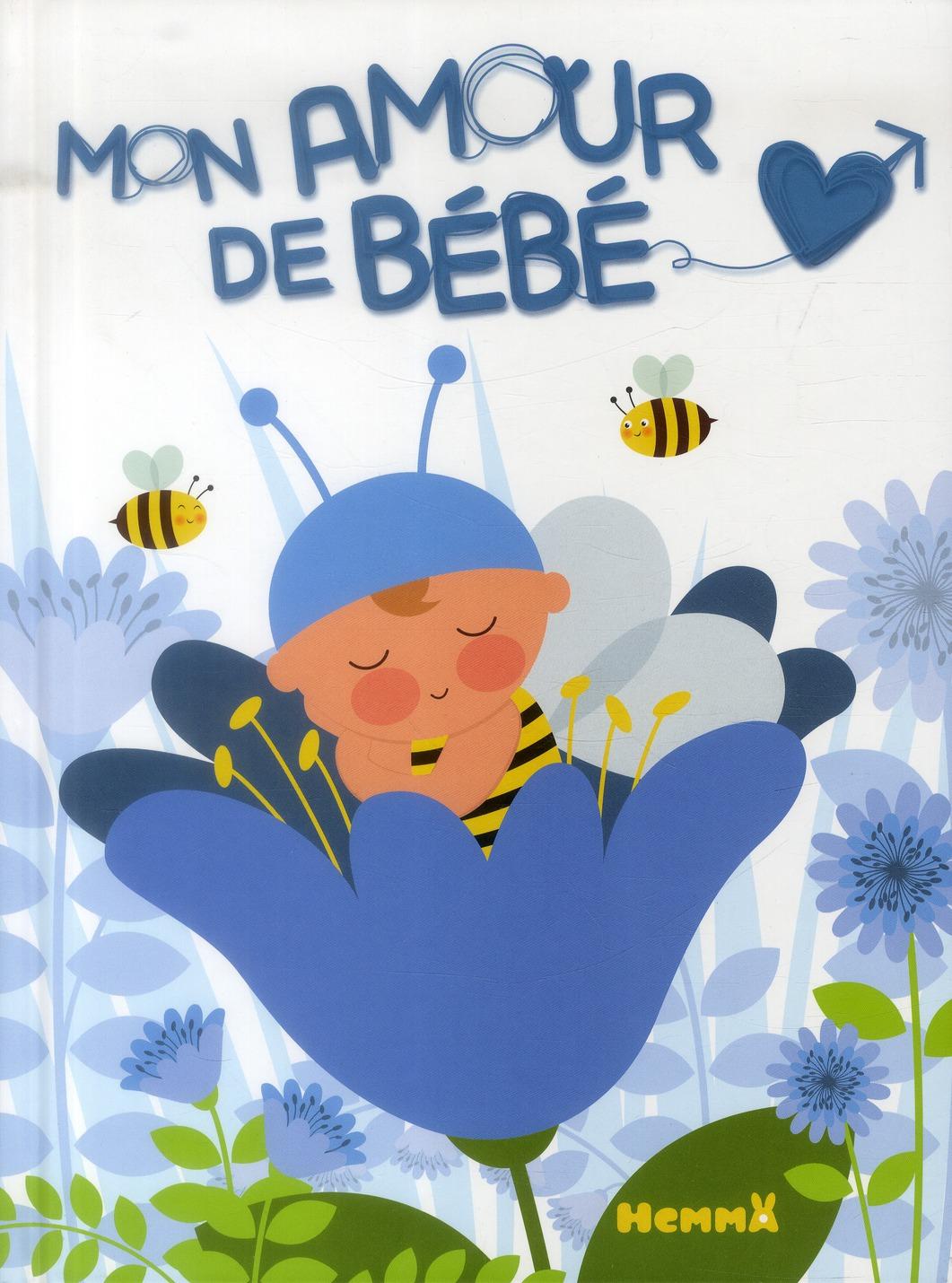 MON AMOUR DE BEBE GARCON - VOL1