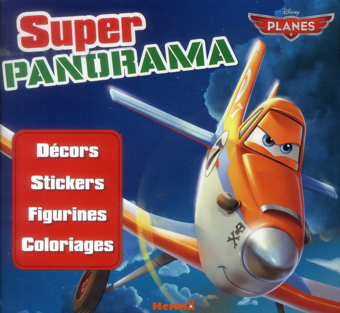 PLANES SUPER PANORAMA