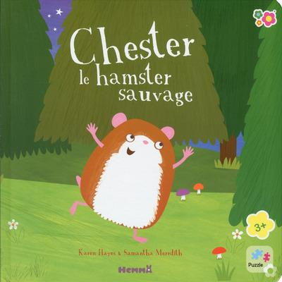 CHESTER LE HAMSTER SAUVAGE