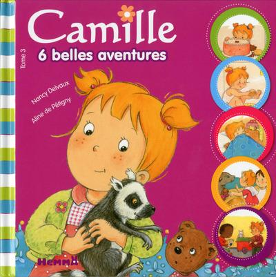 CAMILLE 6 BELLE AVENTURES TOME 3