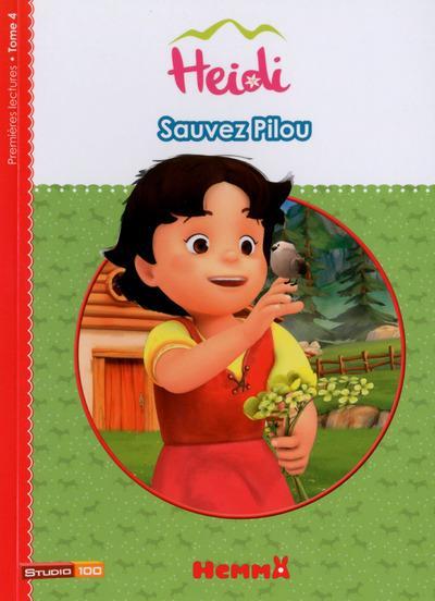 HEIDI - TOME 4 SAUVEZ PILOU