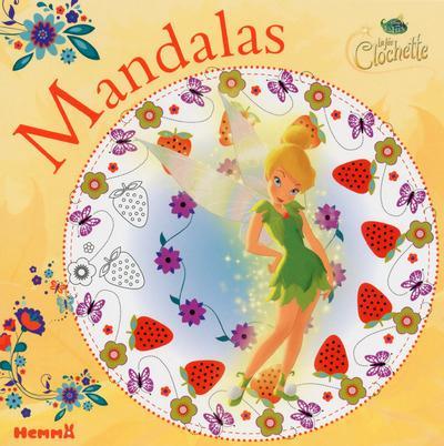 DISNEY LES FEES LA FEE CLOCHETTE MANDALAS