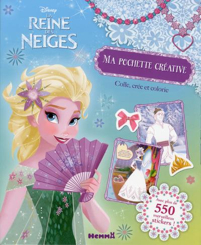 DISNEY LA REINE DES NEIGES - LIVRE POCHETTE TOME 2