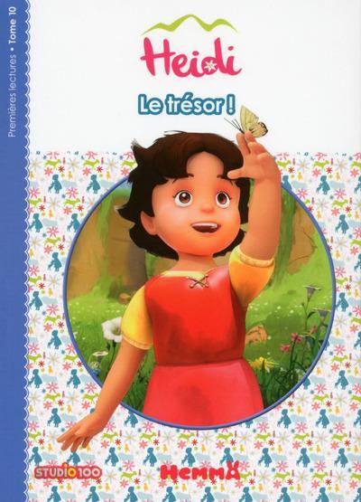 HEIDI - TOME 10 LE TRESOR !