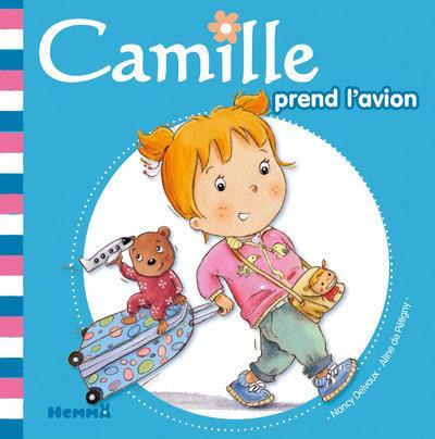 CAMILLE PREND L'AVION - TOME 41