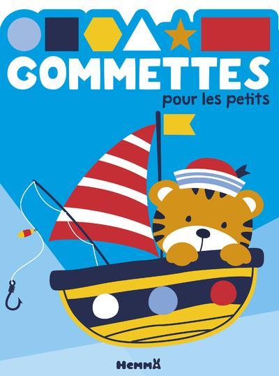 GOMMETTES POUR LES PETITS (BATEAU)