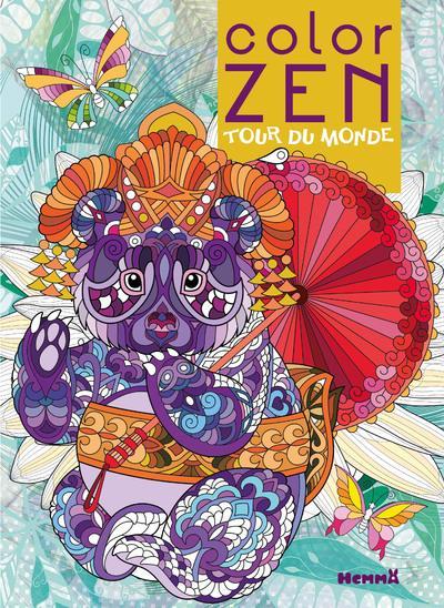COLOR ZEN - TOUR DU MONDE