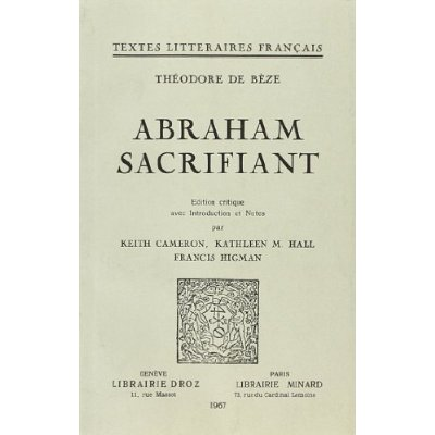 ABRAHAM SACRIFIANT