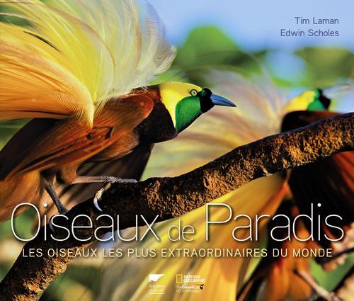 OISEAUX DE PARADIS. LES OISEAUX LES PLUS EXTRAORDINAIRES DU MONDE