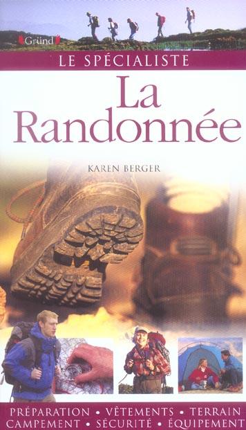 LA RANDONNEE