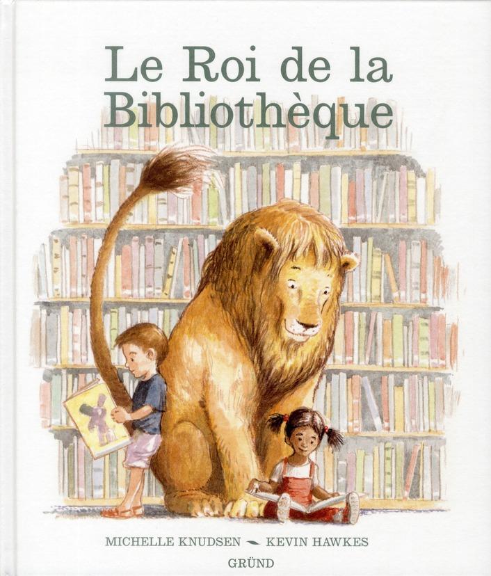 LE ROI DE LA BIBLIOTHEQUE